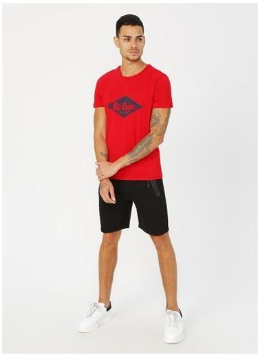 Lee Cooper Lee Cooper 242008 Kırmızı Erkek T-Shirt Kırmızı